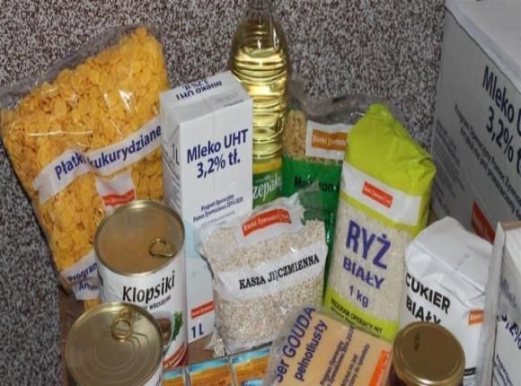 Wydawanie żywności z Programu Operacyjnego Pomoc Żywnościowa 2014-2020 - 18, 21-22 grudnia 2018