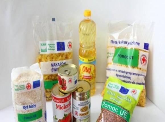 Wydawanie żywności z Programu Operacyjnego Pomoc Żywnościowa 2014-2020 - 12-13 maja 2017 r.