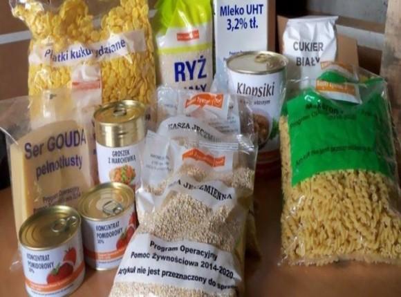 Wydawanie żywności z Programu Operacyjnego Pomoc Żywnościowa 2014-2020 - 14-15 grudnia 2017 r.